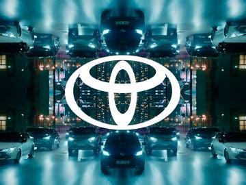 Nuevo logo de Toyota