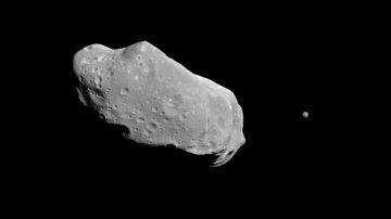 """La NASA alerta de un asteroide """"potencialmente peligroso"""" que se acercará a la Tierra este viernes"""