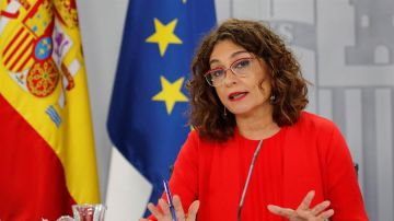 La ministra de Hacienda y portavoz del Gobierno, María Jesús Montero