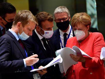 Pacto en Europa sobre el fondo de recuperación