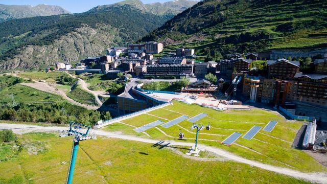 Plataforma Soldeu, Andorra