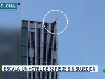 escalador barcelona