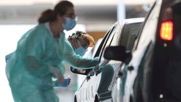 Rebrotes de coronavirus en España