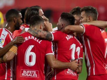 Futbolistas del Girona