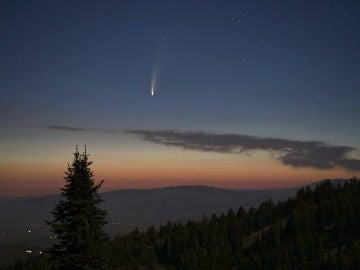 Cómo ver el cometa NEOWISE este fin de semana