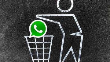 Borrar cuenta WhatsApp