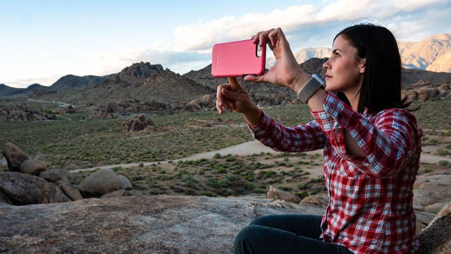 Fotografiando con el móvil
