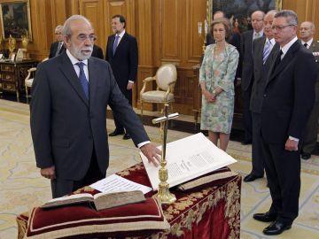 Fernando Valdés, magistrado del Tribunal Constitucional