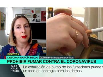 ¿Fumar realmente propaga el coronavirus? La evidencia científica tras la prohibición de Galicia