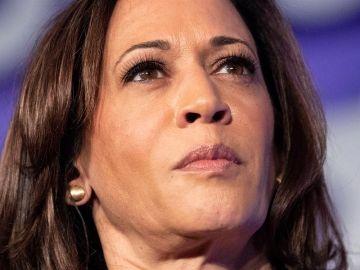 La senadora demócrata, Kamala Harris.