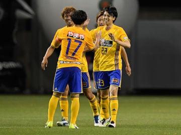 Futbolistas del Sagan Tosu