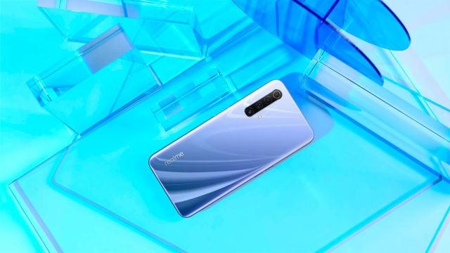 El Realme X50 5G es uno de los móviles 5G más baratos