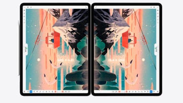 Un iPad Pro por duplicado
