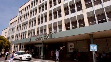 Imagen del Hospital Joan XXIII de Tarragona