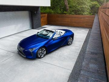 Lexus LC Cabrio Regatta Edition