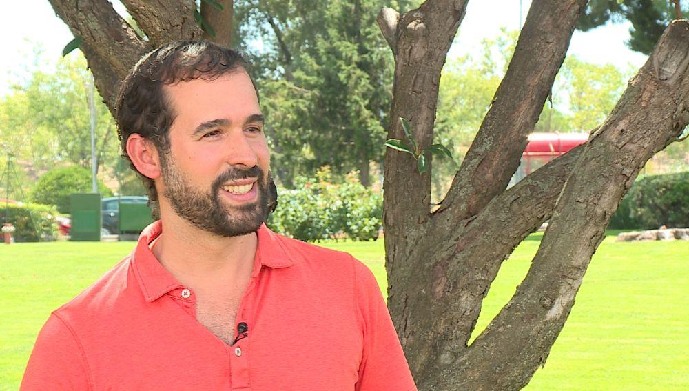 Mateo Sancho, autor de 'Nueva York de un plumazo'