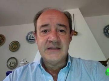 Celso Rodríguez Oadrón, presidente del Tribunal Superior de Justicia de Madrid