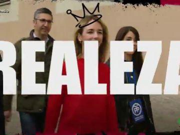 El rap de Cayetana Álvarez de Toledo en El Intermedio