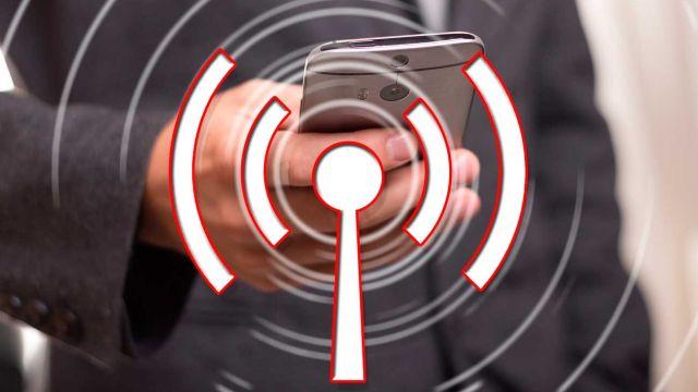 Medidor señal Wifi