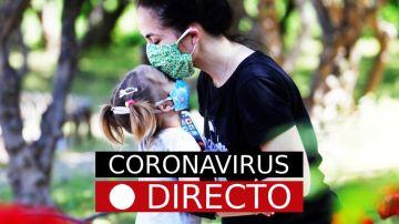 Coronavirus en España hoy: noticias de última hora, casos y rebrotes, en directo