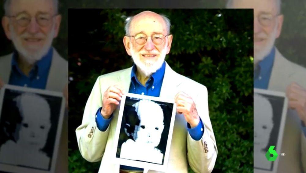 Russell Kirsch, creador del pixel