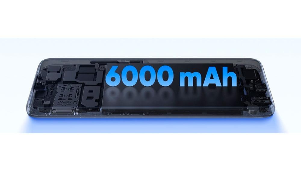La gran batería del Realme C12