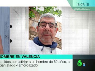 Dos detenidos por amordazar y asfixiar a un hombre de 62 años en Valencia