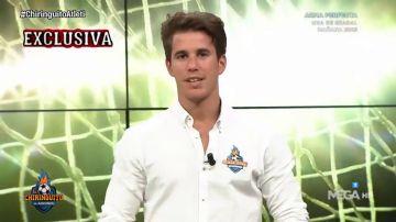 """Exclusiva de Álex Silvestre en 'El Chiringuito': """"Alguien ha levantado el ánimo en el vestuario del Atlético"""""""