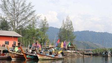 Koh phra Thong