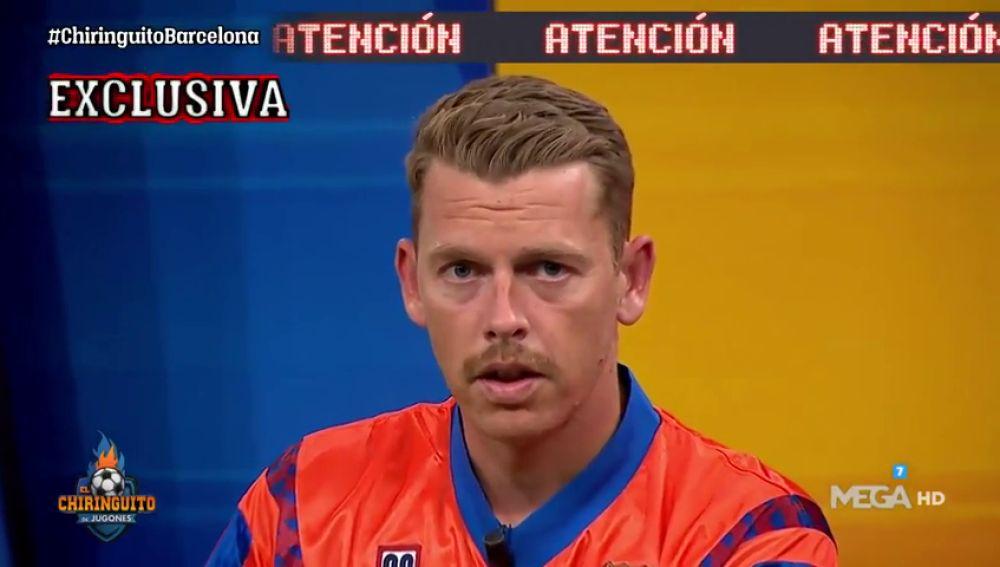 """La exclusiva de Jota Jordi en 'El Chiringuito': """"Ahora sí nos tenemos que preocupar por la continuidad de Messi..."""""""