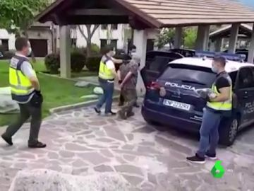 Detienen a un matrimonio acusado de asesinar a una mujer discapacitada en Benidorm
