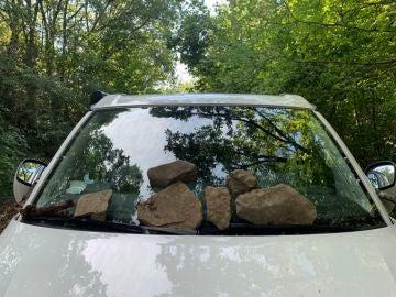 El coche de Markel Irizar