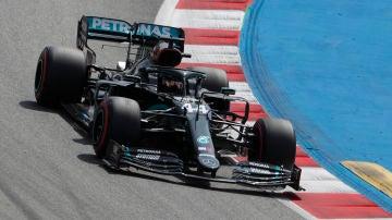 Lewis Hamilton gana el GP de España 2020