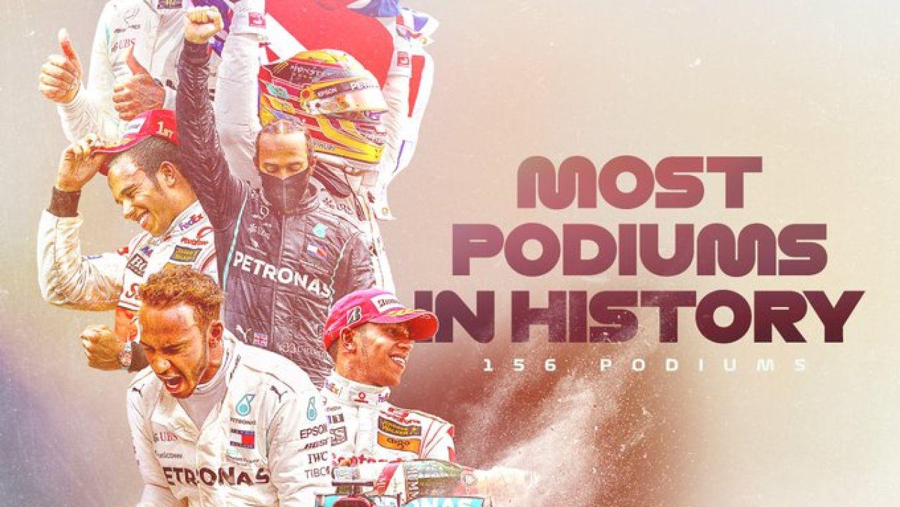Lewis Hamilton, histórico