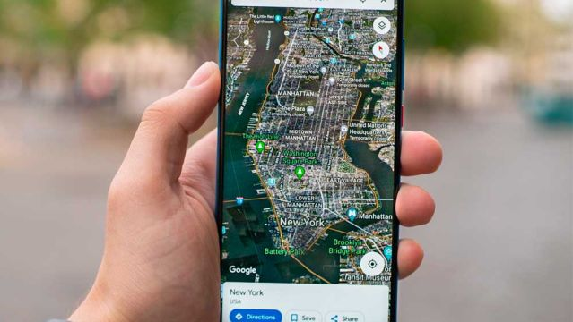 Google Maps, siempre llegarás a tiempo