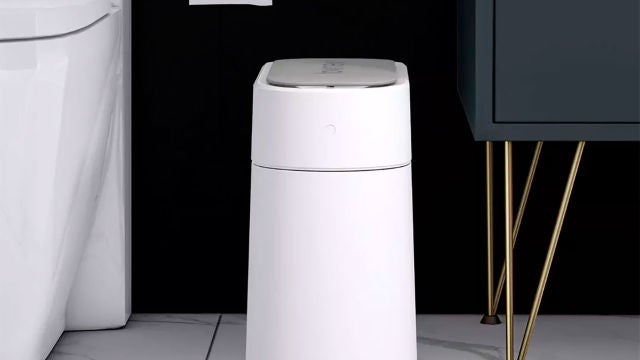 Cubo de basura inteligente
