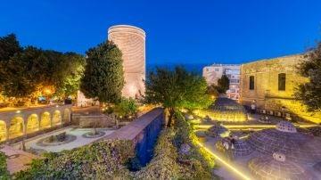 Torre de la Doncella, Bakú