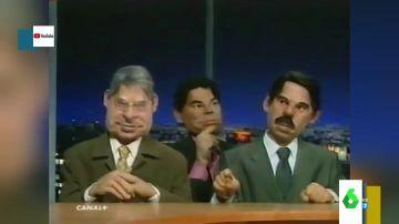 Así fue el famoso sketch de Felipe González y Aznar sobre la invasión de Irak presentado por Hilario Pino