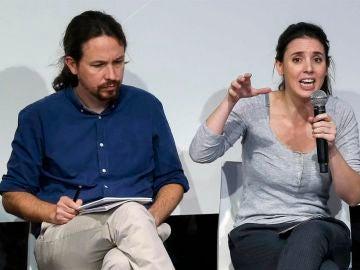 Pablo iglesias e Irene Montero cancelan sus vacaciones en Asturias por amenazas