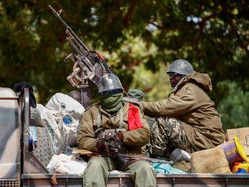 Golpe de Estado en Malí.