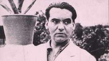 Retrato de Federico García Lorca en Granada, 1919