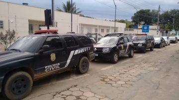 Imagen de archivo de la Policía de Brasil