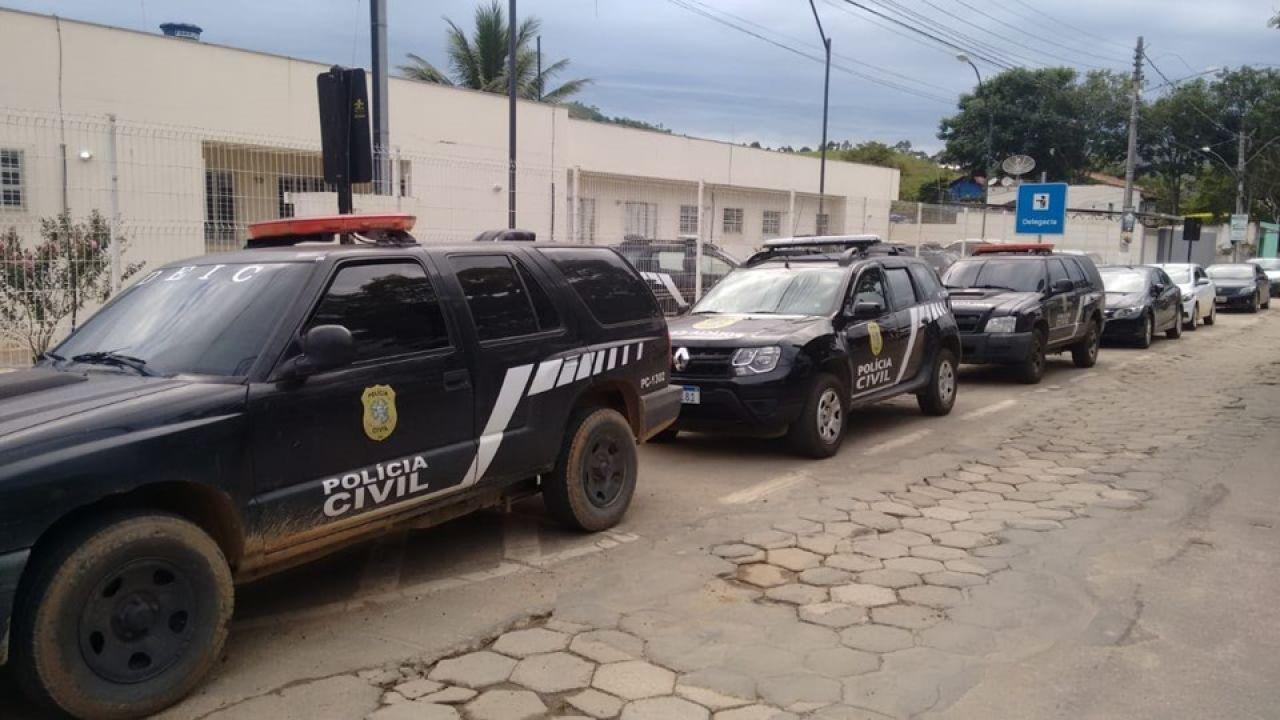 Imagen de archivo de la Policía de Espírito Santo, Brasil