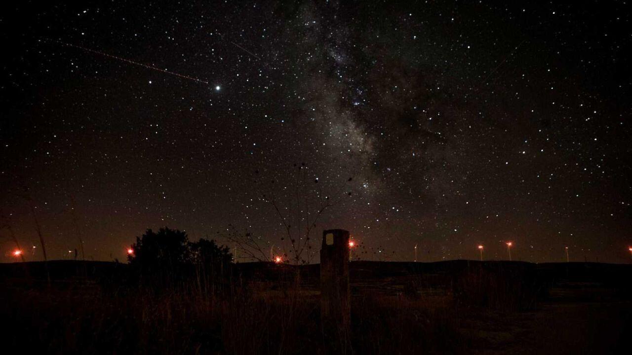 Más allá de las perseidas: estas son las próximas lluvias de estrellas del año