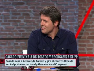 El periodista Jesús Cintora