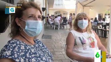 """El divertido lapsus de una turista madrileña en la televisión gallega: """"Galicia es una ciudad perfecta"""""""
