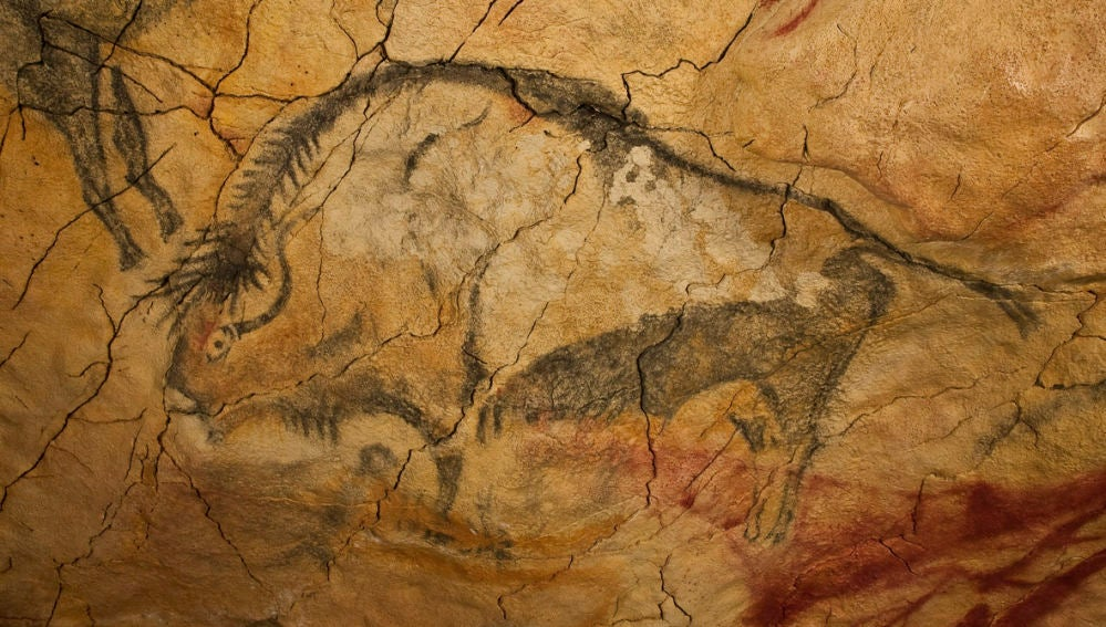 Bisonte Cueva de Altamira
