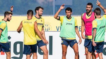 Futbolistas del Villarreal