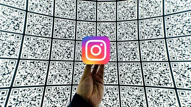 Instagram y códigos QR