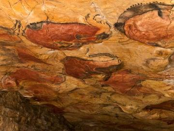 Techo Cueva de Altamira